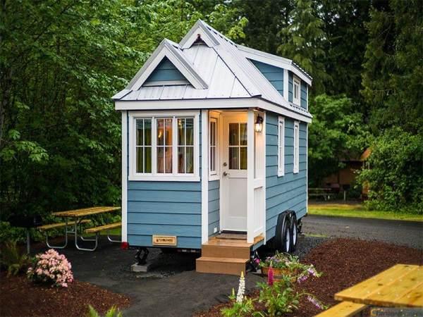 移动木屋的优势体现在哪儿?