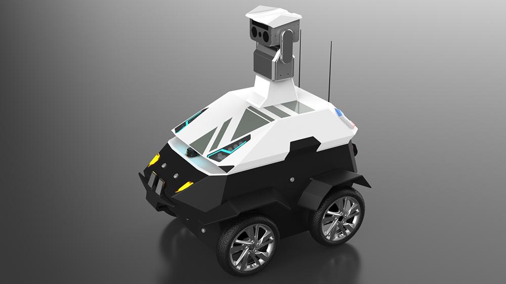 巡检机器人设计