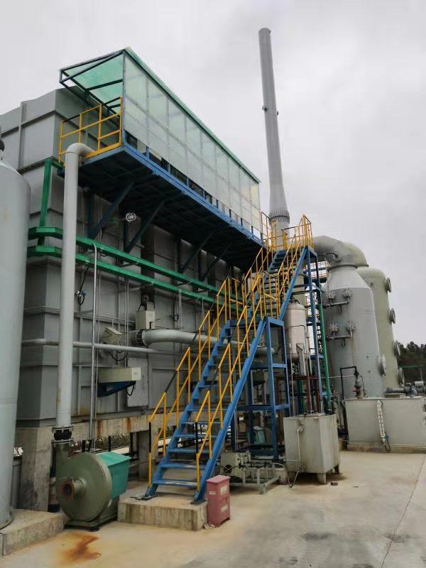 RCO催化燃烧一体机设备的工作原理及特点