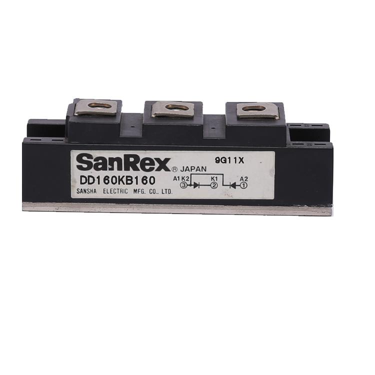 DD160KB160 晶闸管可控硅模块 整流桥 三社厂家供应