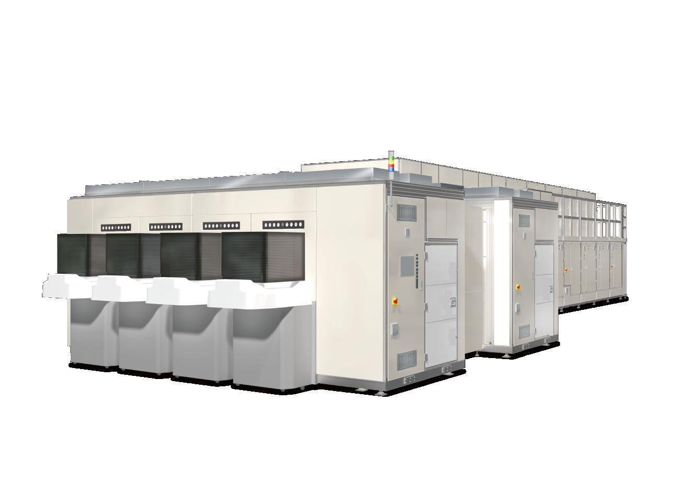 Model UFP 电镀设备