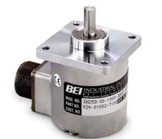 BEI编码器H25D-F62-SS-12GC-28V/OC-CW-SM14/19-S
