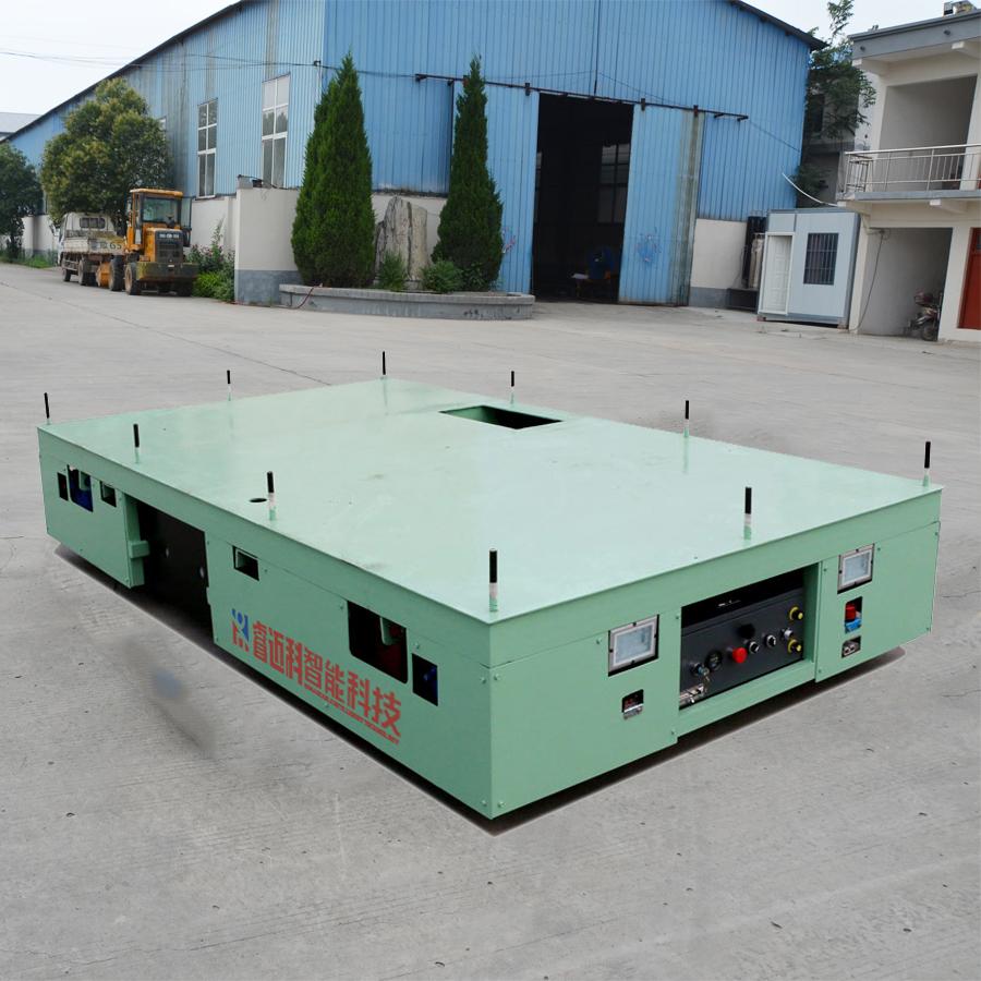 舟山3T無軌蓄電池平板車