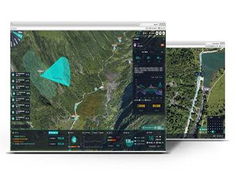 GIS三维智慧景区管理系统