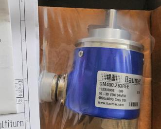 Baumer堡盟编码器GM400.Z63REE