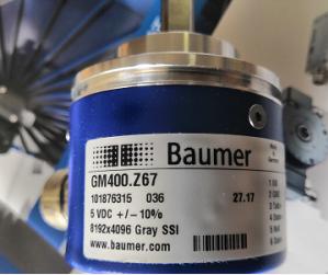 Baumer堡盟编码器GM400.Z67