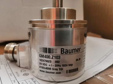 Baumer堡盟编码器GM400.Z103