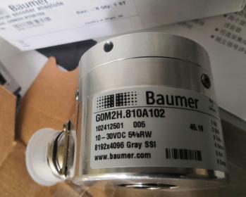Baumer堡盟编码器GOM2H.810A102