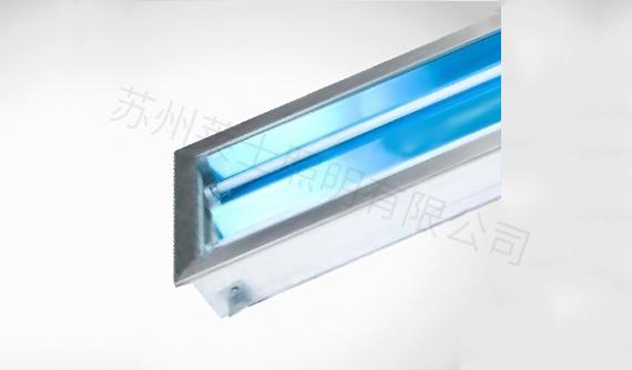不銹鋼雙管凈化燈嵌入式