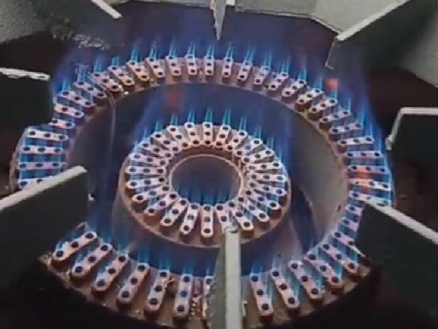 韓式兩環煲仔爐頭