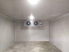 四川成都冷庫工程安裝凍庫建造案例