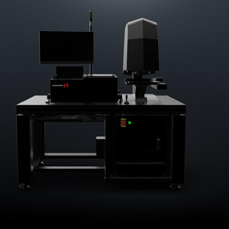 nSpec PS 自动化光学晶圆缺陷检测系统(量产型)