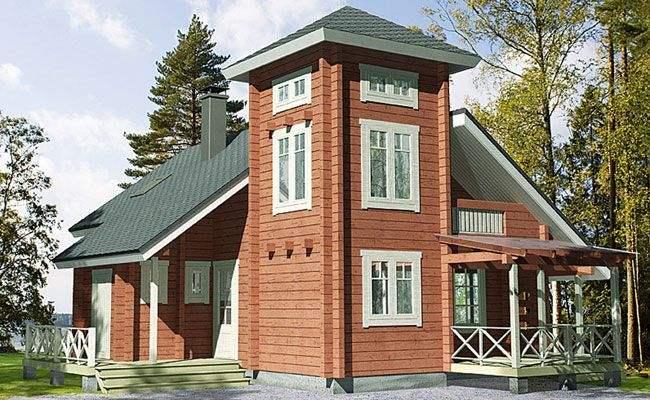 木屋别墅的使用寿命可达多少年?