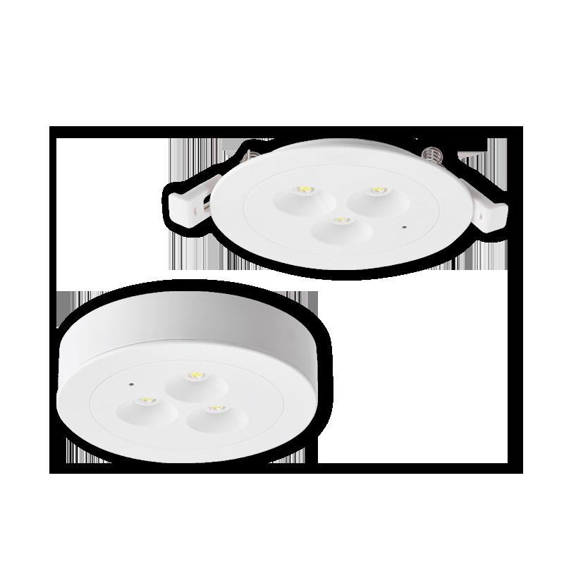 集中电源集中控制型消防应急照明灯具 ZX1711