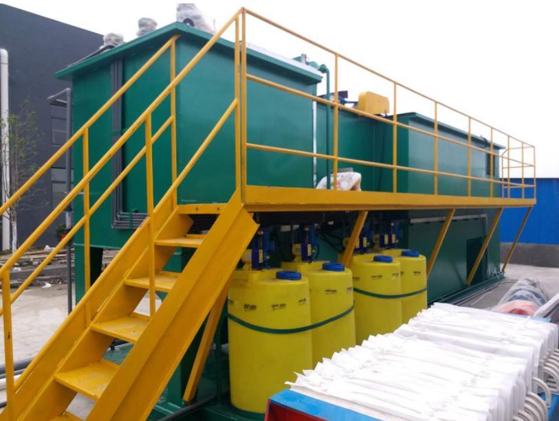 昆山塔尔仓储脱脂磷化清洗废水处理工程