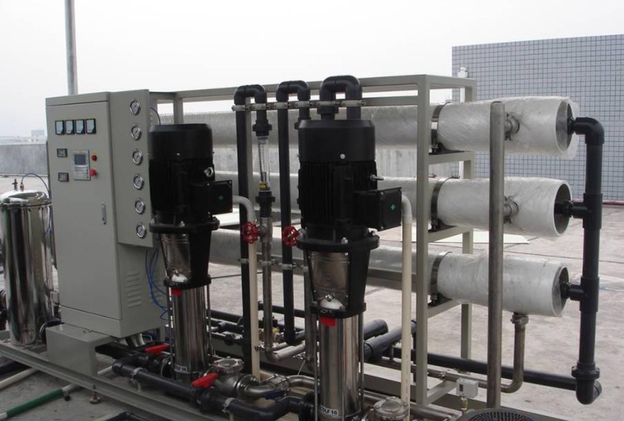 电除盐EDI超纯水设备