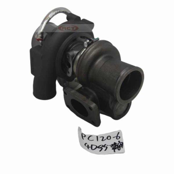 小松PC102-6 4D95增压器(带阀 )