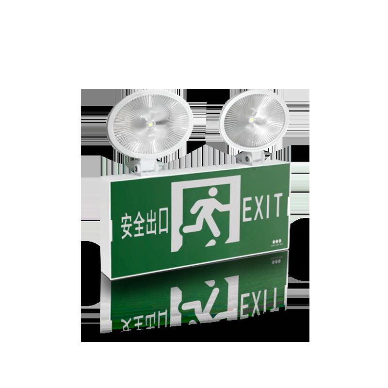 自带电源非集中控制型-ZX0161 两用双头灯