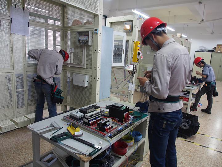 電氣設備維修改造注意事項