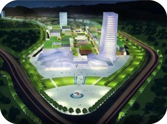 中英国际智慧产业园