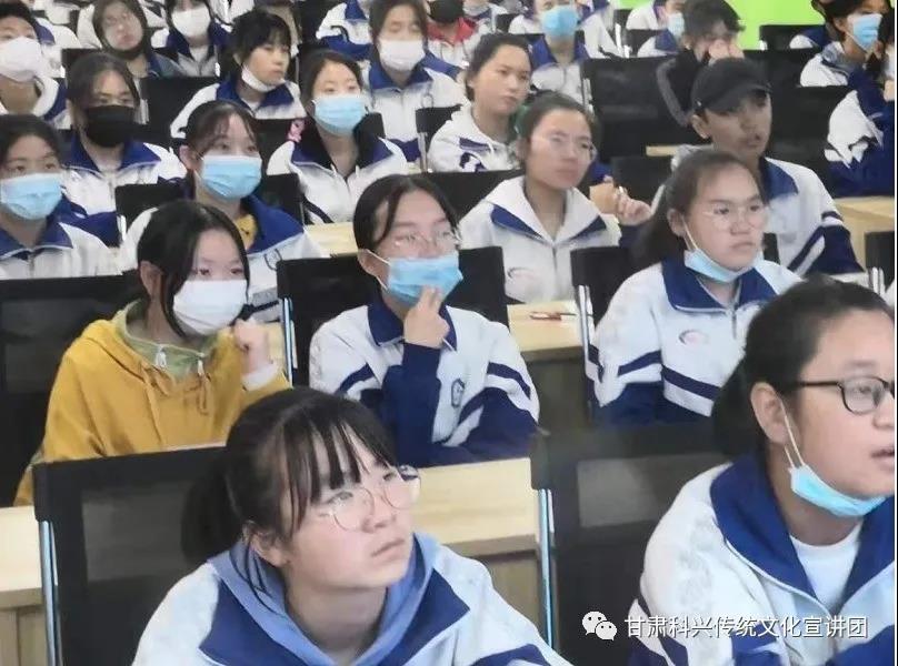 甘肃科兴职业教育学校