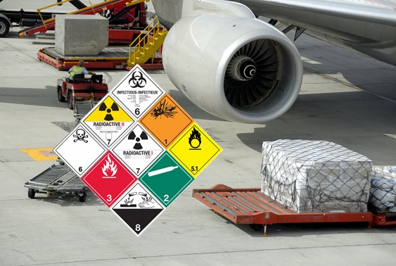危险品空运