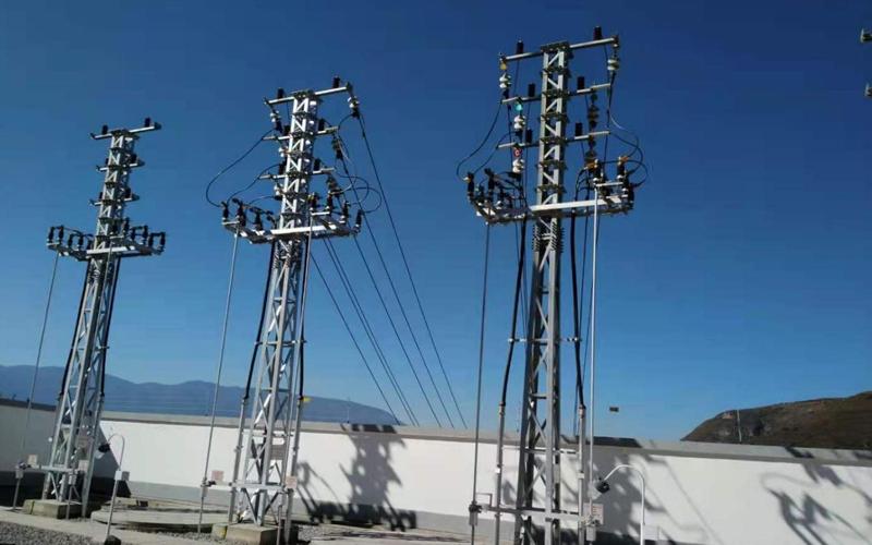 云南省滇中引水工程大理Ⅱ段施工供电施工2标