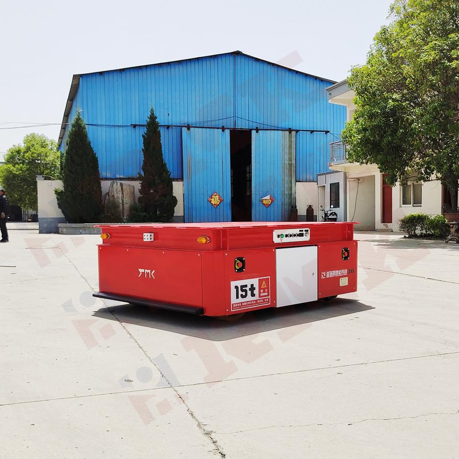 汽車制造工業用模具轉運車-重型無軌搬運車