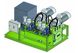 液压伺服系统的优点