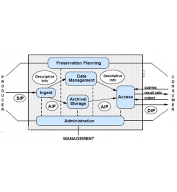 档案系统软件研发