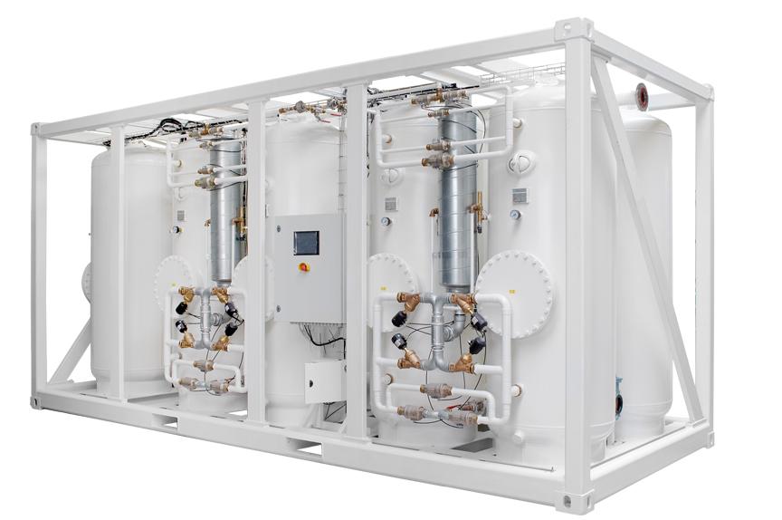 集装箱制氮机