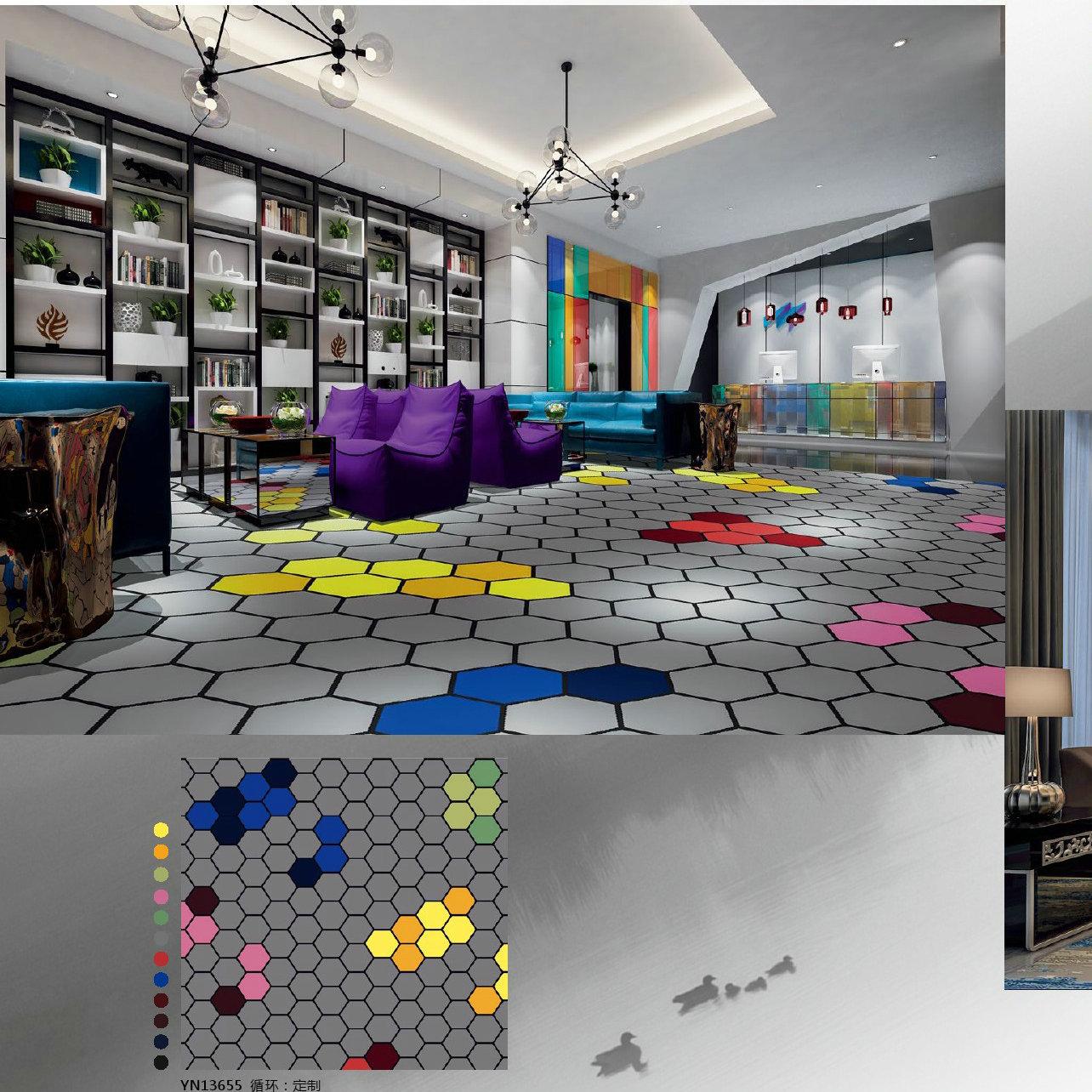 酒店地毯定制