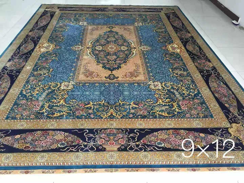 手工地毯和机织地毯的区别在哪里?