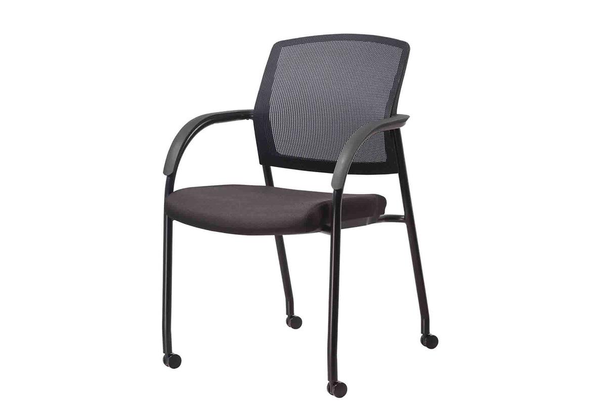 MC1001滚轮四脚椅