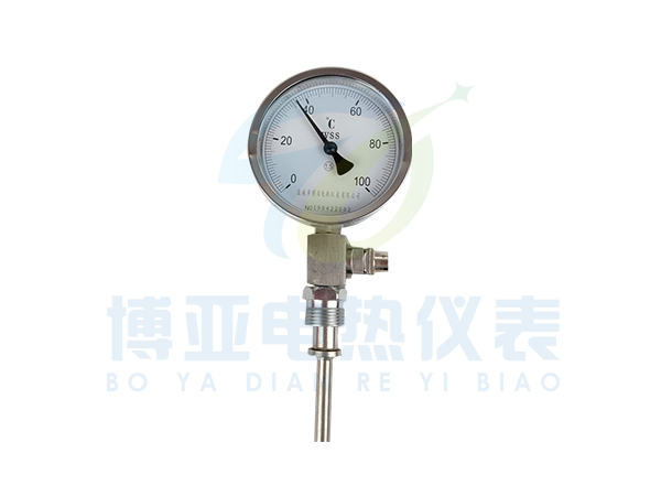 WSSP-411徑向遠傳雙金屬溫度計