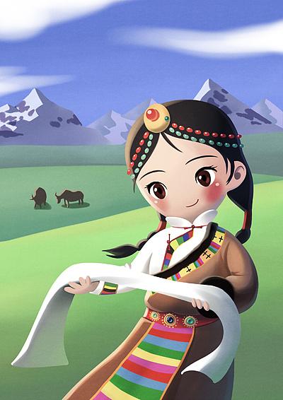 语言是交际工具带你领略卫藏口语的别样
