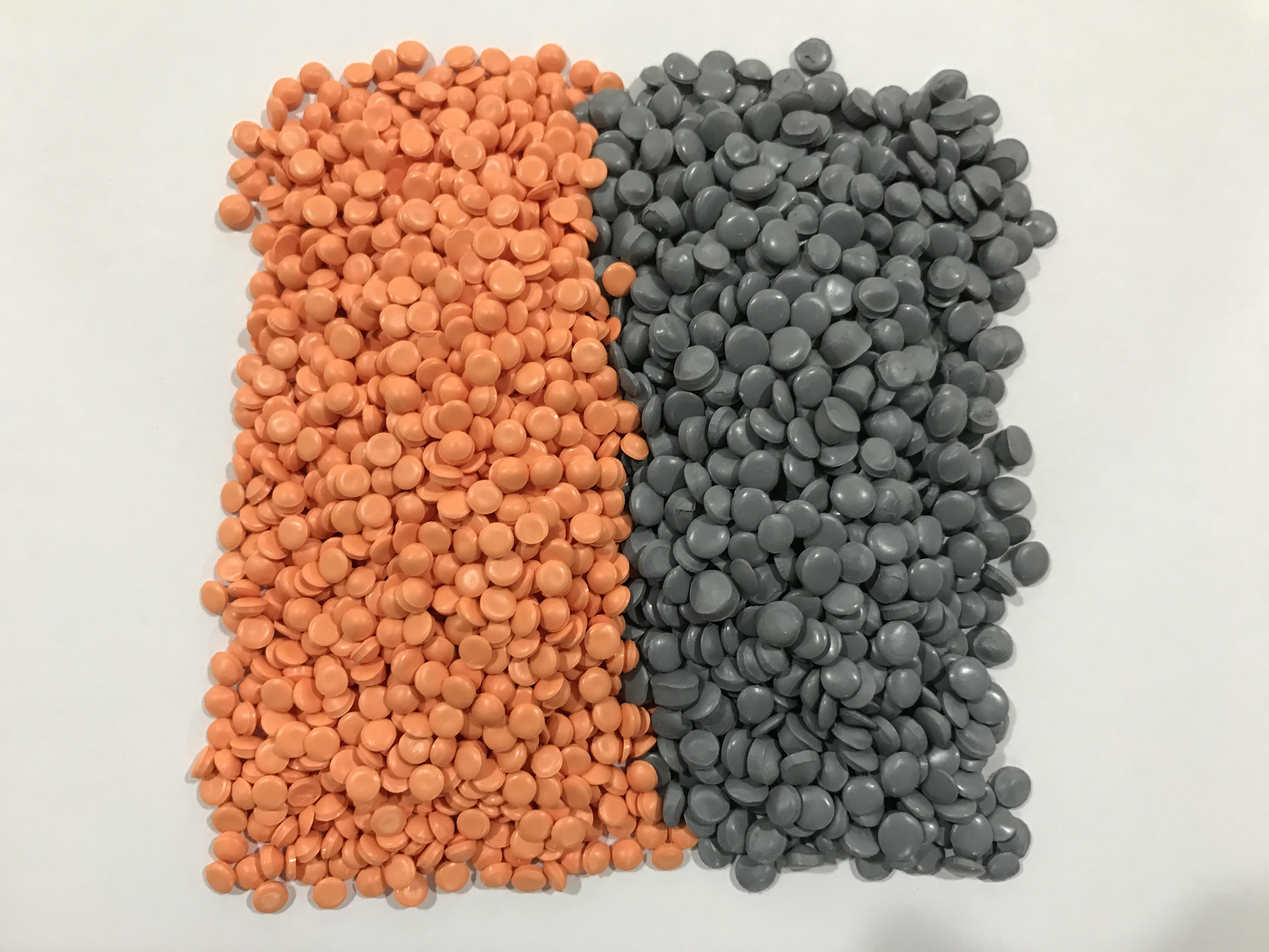 注塑级氯化聚氯乙烯混配粒料