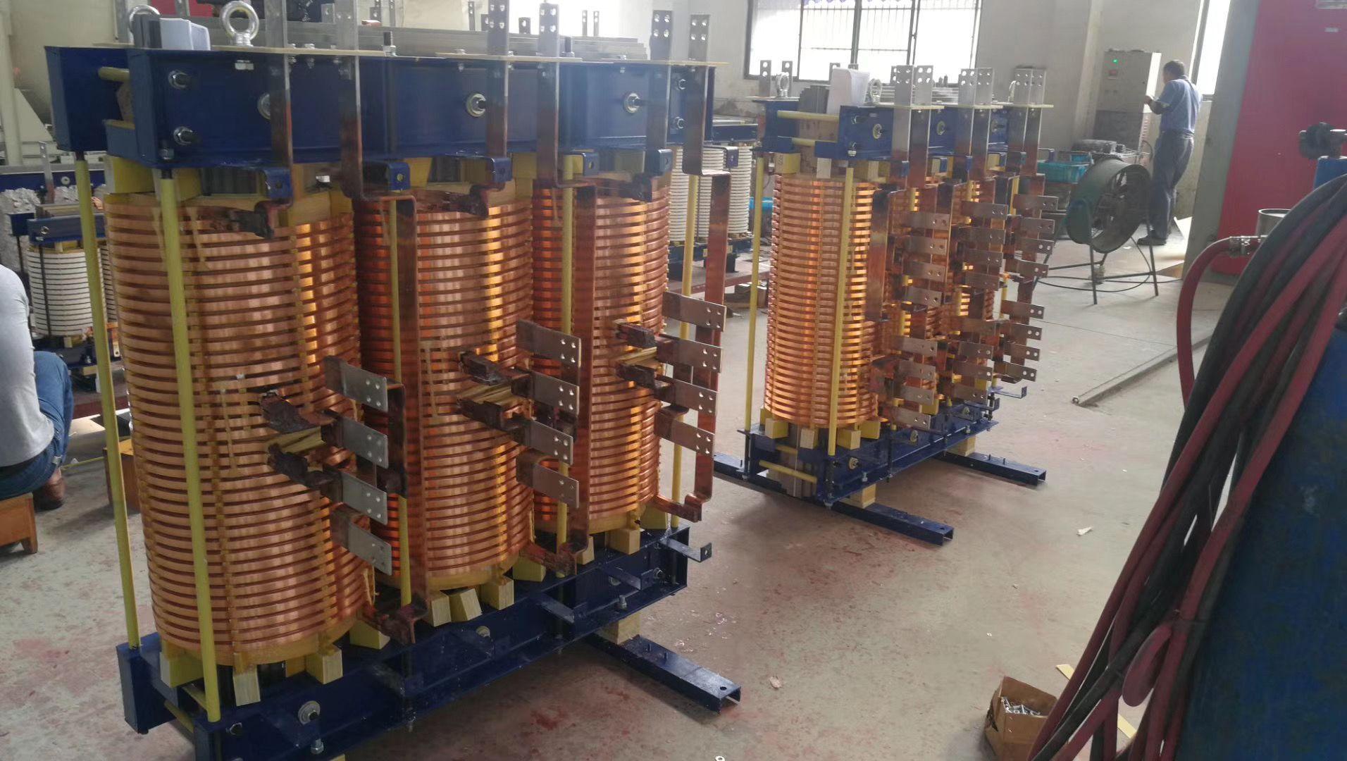 玻璃电熔炉变压器