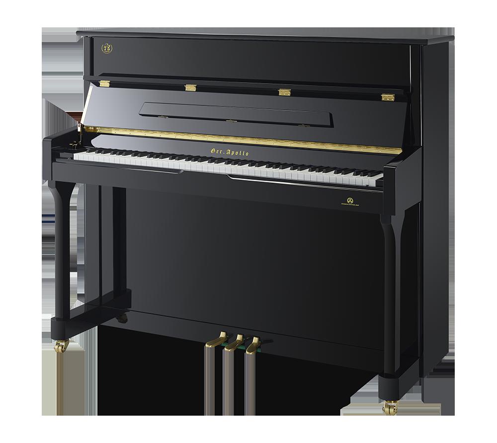 GER-APOLLO P30立式钢琴