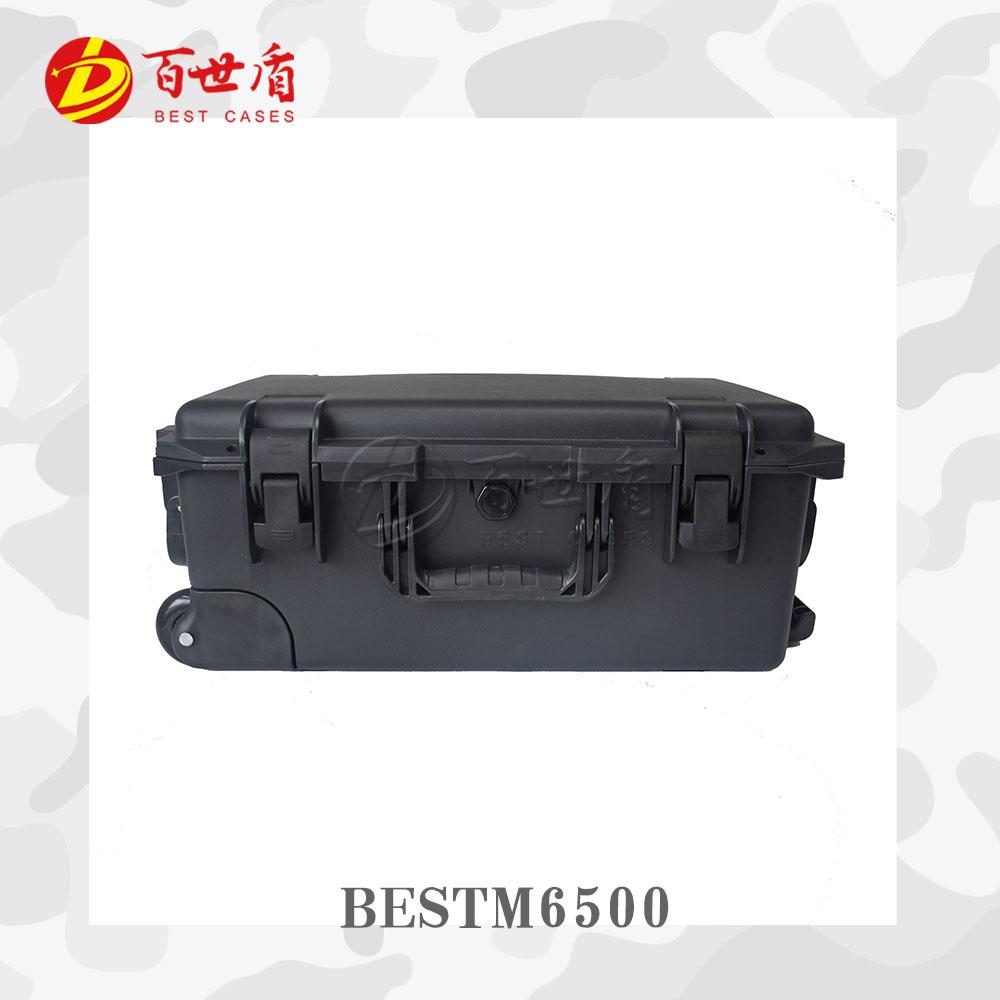 百世盾 M6500 防护箱防水 摄影器材箱 拉杆箱 IP67
