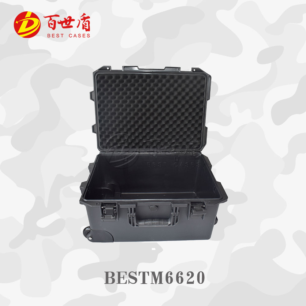 百世盾M6620工具箱 拉杆箱 防潮箱