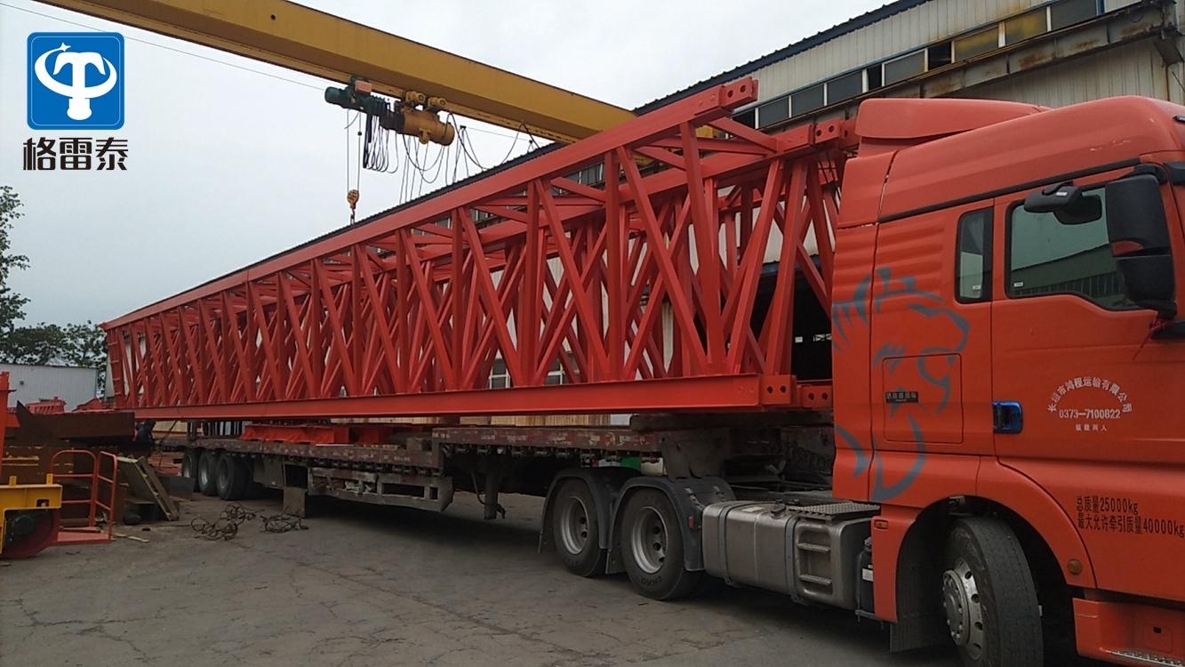 80吨――38米 提梁机发往安徽
