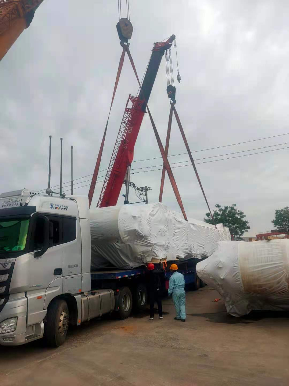 楚基物流 机械设备运输
