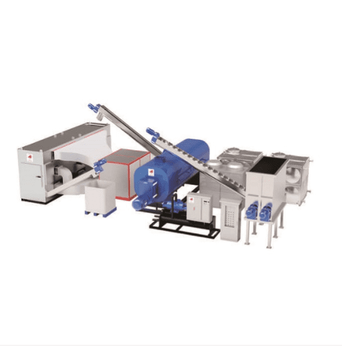 Low-Temperature-Sludge-Dryer-System