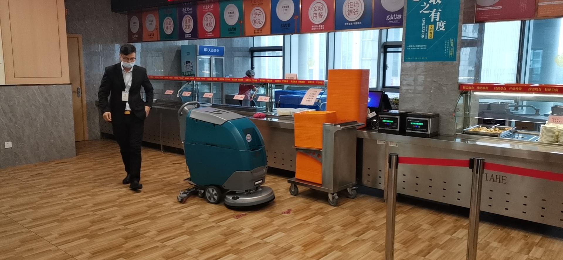 全自动洗地机哪里有买到比较合适的?