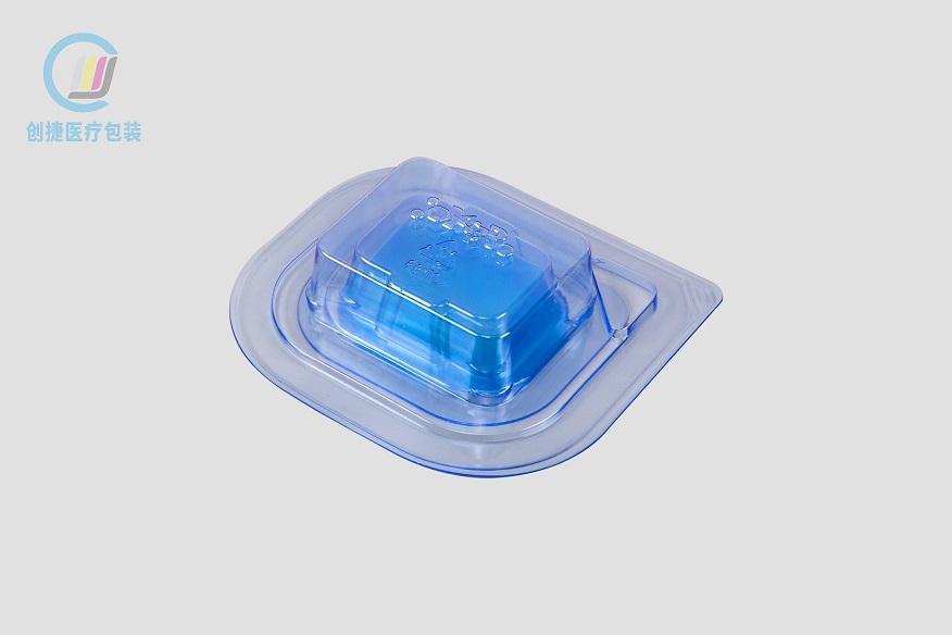 椎间融合器双层无菌吸塑盒