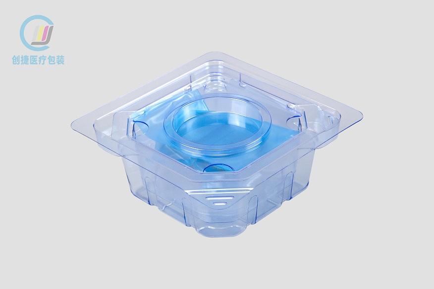 人工关节双层无菌吸塑盒
