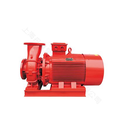 XBD-DQW系列臥式單級消防泵