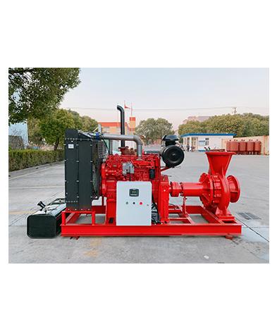 XBC-DQ系列柴油機消防泵