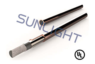 copper bonded steel conductor